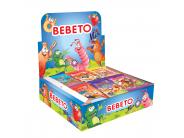 Bebeto Mix displey 6 druhů 20g