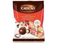 Pralinky z mléčné čokolády plněné lískooříškovým krémem 1kg