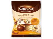 Pralinky z mléčné čokolády plněné krémem s příchutí Tiramisu 1kg