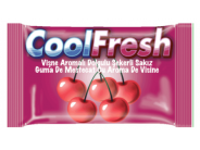 Cool fresh Višeň 3,8g žvýkačka