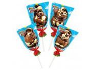 Ozmo Fun 23g čokoládové lízátko