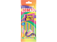 BEBETO SUPER BELTS 75g